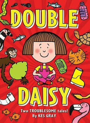 Double Daisy (Daisy Fiction) by Gray, Kes Book The Cheap Fast Free Post