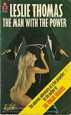 The Man with the Power by Thomas, Leslie Paperback Book The Cheap Fast Free Post