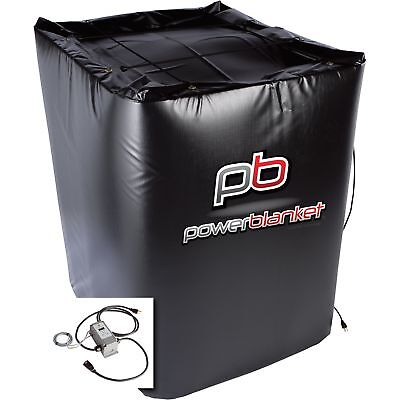 Powerblanket Insulated Tote Heater-330-Gal w/Adjustable Themostatic Controller 6
