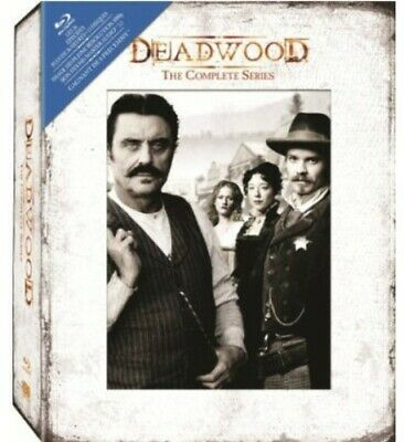 Deadwood - Deadwood: Complete Series [New Blu-ray] Gift Set, Boxed Set, Digital