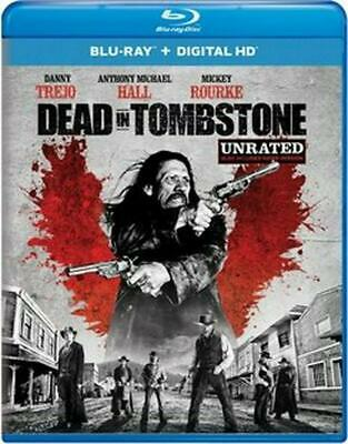 Dead in Tombstone - Blu-Ray Region 1 Free Shipping!