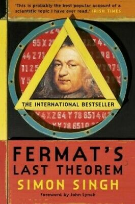Fermat's Last Theorem: The Story Of A Riddle That C... by Singh, Simon Paperback