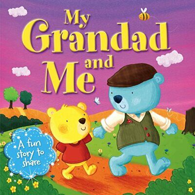 Grandad Loves Me by Igloo Books Book The Cheap Fast Free Post