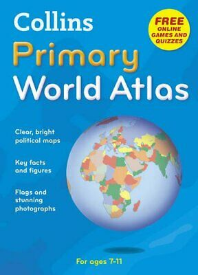 World Atlas (Collins Primary Atlas) (Collins Primary Atlas by unknown 0007320841