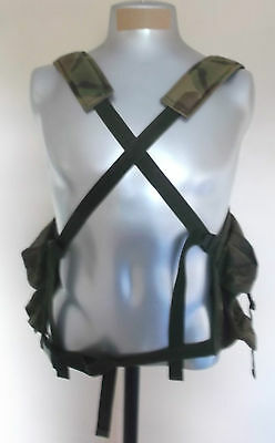1980`s -1990 service worn  special forces  used   chest rig