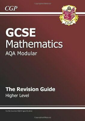 GCSE Maths AQA A (Modular) Revision Guide - Hig... by Parsons, Richard Paperback