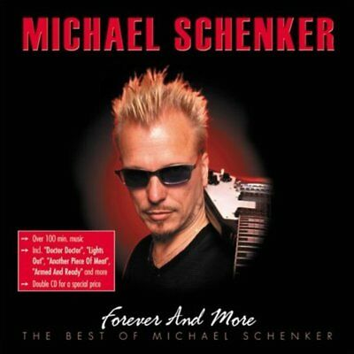Michael Schenker Group - Forever and More - the Best of 2CD NEU OVP