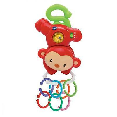 Mes 1er jouets - Ouistiti Clip & Swing - 3-24 mois
