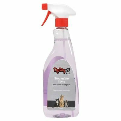 AMI CONFORT Spray Stop odeur litiere 500 ml - Pour chat