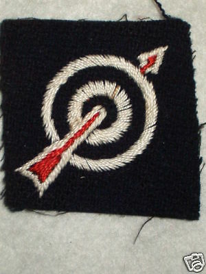 6th Anti-Aircraft Division Embroidered Patch