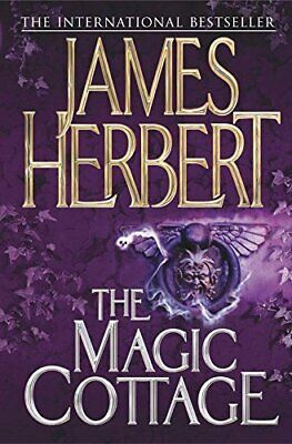 The Magic Cottage by Herbert, James Paperback Book The Cheap Fast Free Post