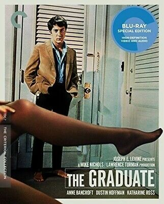 The Graduate (Criterion Collection) [New Blu-ray] 4K Mastering, Restored, Spec
