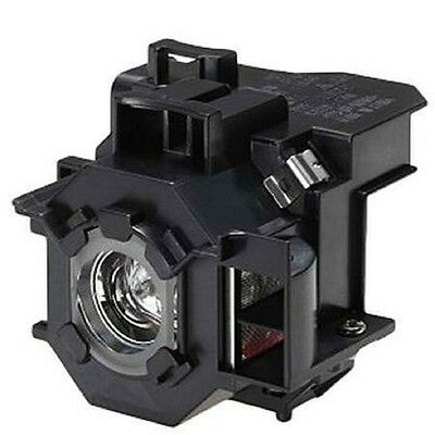 Elplp42 V13H010L42 Lamp In Housing For Epson Projector Model Emp410W