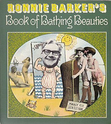 Book of Bathing Beauties by Ronnie Barker 0340191821