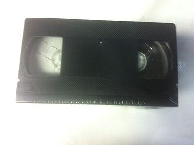 100 New  60 Minute Vhs Tape T60 Tab-In