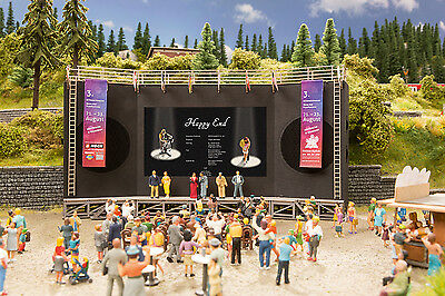 Noch 66822 Micro-motion Open Air Filmfest limited with 15867 Rifleman's Parade