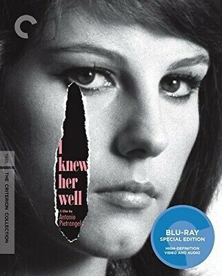 I Knew Her Well (Criterion Collection) [New Blu-ray] 4K Mastering, Restored, S