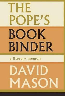 The Pope's Bookbinder by David Mason Paperback Book (English)