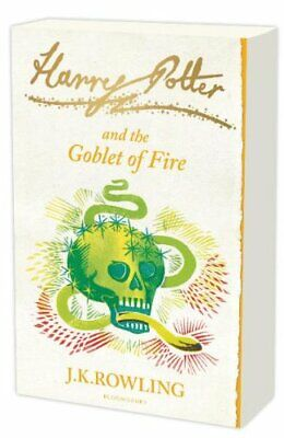 Harry Potter and the Goblet of Fire (Harry Potter... by Rowling, J. K. Paperback