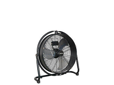 "Sealey HVF20S 230v Industrial High Velocity 20"" Orbital Drum Fan"