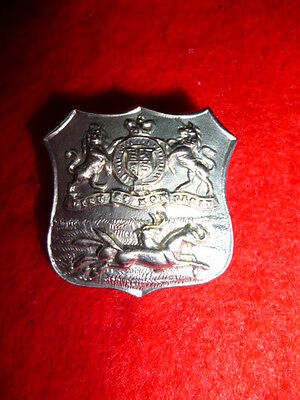 South Africa - Victorian Durban Light Infantry QVC Collar Badge