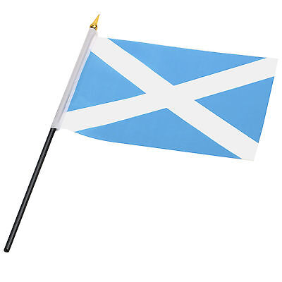 TRIXES St. Andrews Cross Scottish Waving Flag