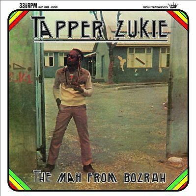 Tapper Zukie - Man From Bosrah  NEW VINYL LP £10.99