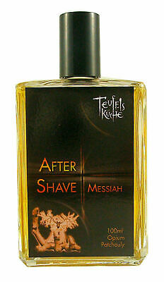 "Teufelsküche After Shave Patchouli ""Messiah"" Patchouly Opium 100ml Gothic"