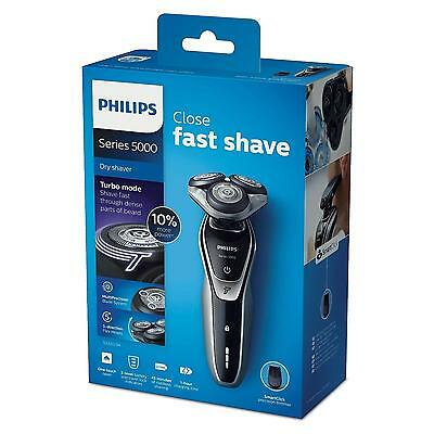 Philips S5320/06 Series 5000 Electric Shaver with Smart Click Precision Trimmer
