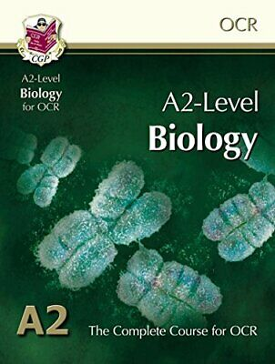 A2-Level Biology for OCR: Student Book by CGP Books Book The Cheap Fast Free