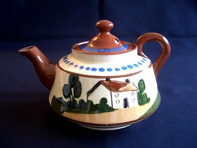 Motto Ware Teapot 'Don't Worry It May Never Happen' Dartmouth?