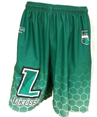 Fit 2 Win Youth Loyola College Shorts Lacrosse Size Medium Green