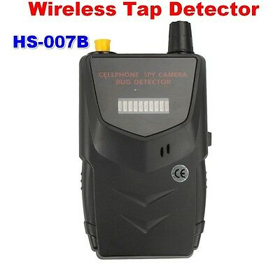 Multi-function HS-007B RF Signal Scanner Camera Phone Bug  Wifi Spy Detector