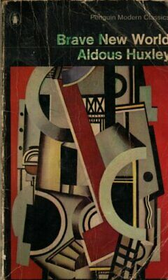 Brave New World (Modern Classics), Huxley, Aldous Paperback Book The Cheap Fast