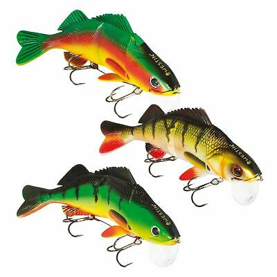 Westin Percy the Perch Real Swimbait Low Floating 20cm 100g Raubfisch Wobbler