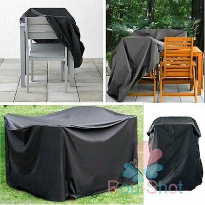 Home Garden Outdoor Furniture Waterproof Shelter Cover For Table Chair Protector