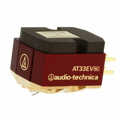 Audio Technica AT 33 EV Moving Coil Cartridge