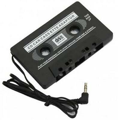 Car Audio Tape Cassette Adapter iPhone iPod Cd Radio Mp3 Nano 3.5mm Jack Aux