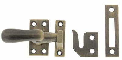 idh by St. Simons Solid Brass Curtain Casement Fastener