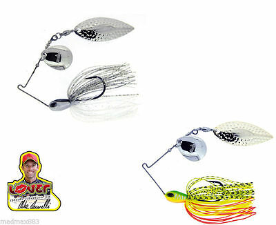 Molix FS Spinnerbait Willow Tandem 14 Gr Pesca spinning Special Bass Luccio RN