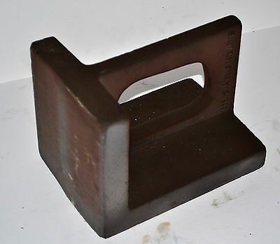 """BUSCH USA ROUGH CASTING for UNIVERSAL RIGHT ANGLE Iron #2711 6"""" x 8"""" x 6"""""""