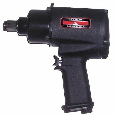 """NEW  3/4"""" Heavy Duty Twin Hammer Air Impact Wrench pneumatic tool truck trailer"""