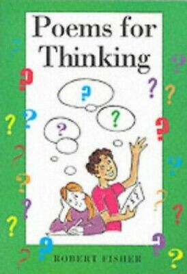 Poems for Thinking (Stories for Thinking) by Fisher, Robert Paperback Book The