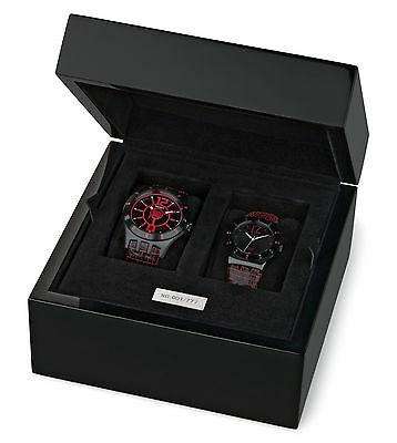 """Swatch Irony Haute Couture Set """"Our Present For Him And Her"""" (Yzs08) Neu, Selten"""
