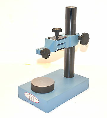 NOS AMERICAN SUN Machinists Dial Indicator Comparator Stand w/ Round Anvil 500-1