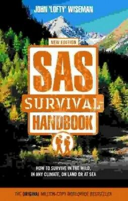 SAS Survival Handbook: How to Survive in th... by Wiseman, John 'Lofty Paperback