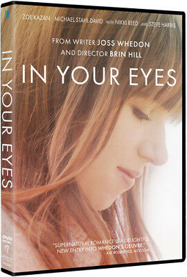 In Your Eyes [New DVD]