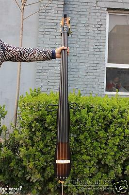 3/4 New Electric Double Upright Bass Parted Model #12!