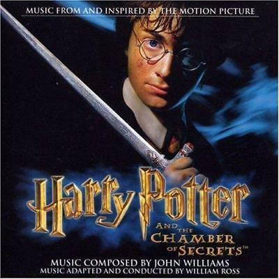 Harry Potter And The Chamber Of Secrets - John Williams (NEW 2CD)