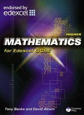 Higher Mathematics for Edexcel GCSE: Linear by Banks, Mr Tony Paperback Book The